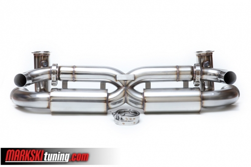 997 turbo exhaust: X-Design sport exhaust - Available exclusively at markskituning.com